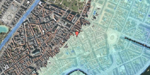 Stomflod og havvand på Kronprinsensgade 12, 1. , 1114 København K