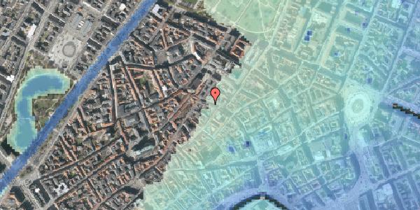 Stomflod og havvand på Købmagergade 43, st. , 1150 København K