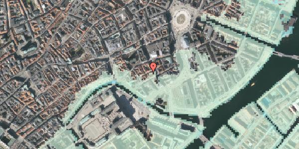 Stomflod og havvand på Laksegade 20D, st. mf, 1063 København K