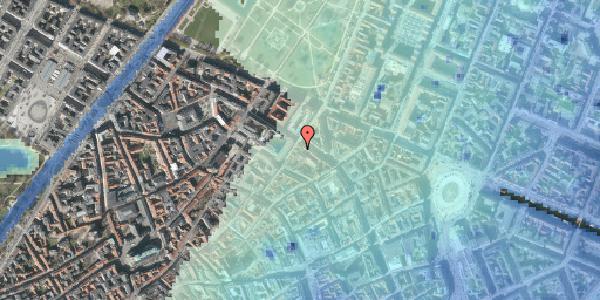 Stomflod og havvand på Møntergade 14A, st. , 1116 København K