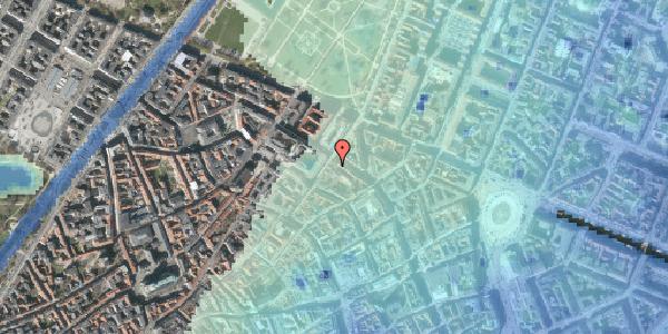 Stomflod og havvand på Møntergade 14A, 1. , 1116 København K