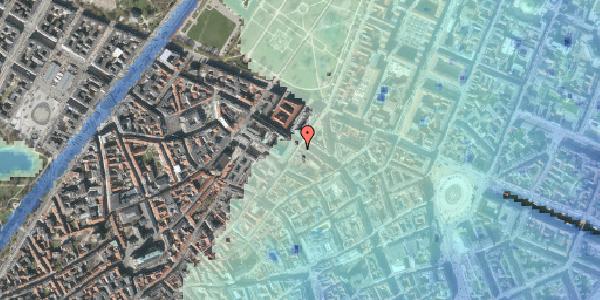 Stomflod og havvand på Møntergade 14, st. , 1116 København K