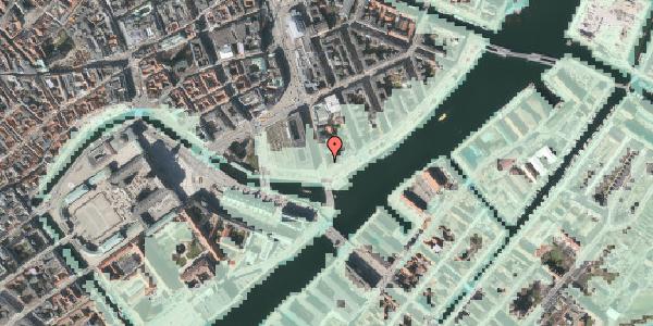 Stomflod og havvand på Niels Juels Gade 15, 2. th, 1059 København K