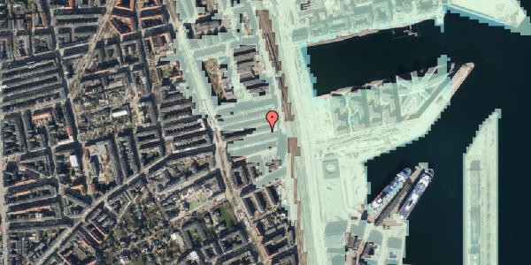 Stomflod og havvand på Nordre Frihavnsgade 97, 3. , 2100 København Ø