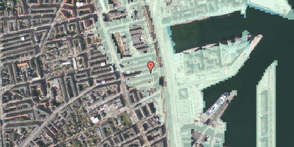 Stomflod og havvand på Nordre Frihavnsgade 97, 5. th, 2100 København Ø