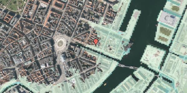 Stomflod og havvand på Nyhavn 35, 2. , 1051 København K