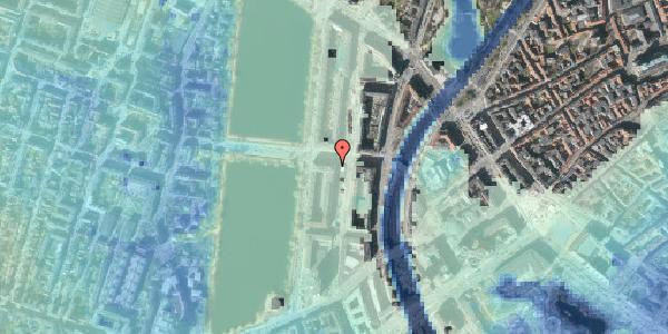 Stomflod og havvand på Nyropsgade 30, 3. tv, 1602 København V