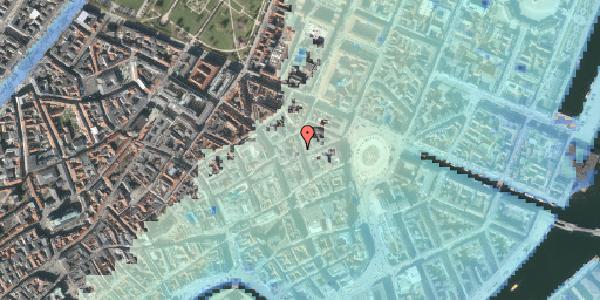 Stomflod og havvand på Ny Østergade 9, st. , 1101 København K