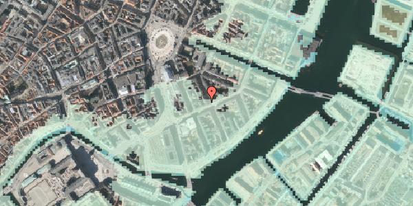 Stomflod og havvand på Peder Skrams Gade 12, 3. th, 1054 København K