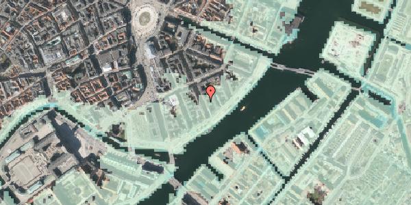 Stomflod og havvand på Peder Skrams Gade 19, 1054 København K