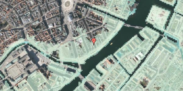 Stomflod og havvand på Peder Skrams Gade 26A, st. , 1054 København K