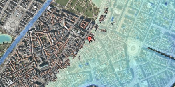 Stomflod og havvand på Pilestræde 41, 2. , 1112 København K