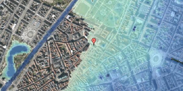 Stomflod og havvand på Pilestræde 67, 3. , 1112 København K