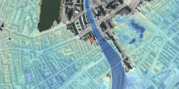 Stomflod og havvand på Reventlowsgade 10A, 4. tv, 1651 København V