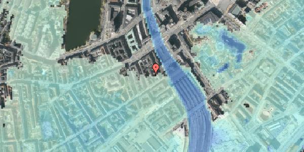 Stomflod og havvand på Reventlowsgade 12A, 4. tv, 1651 København V