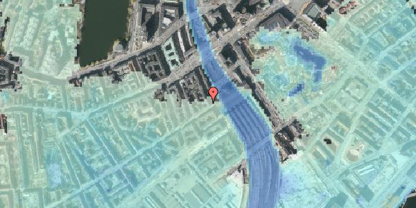 Stomflod og havvand på Reventlowsgade 14, 5. tv, 1651 København V