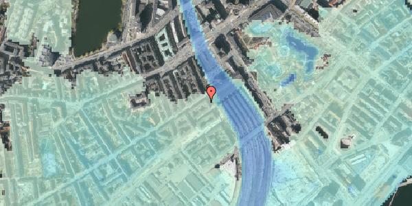 Stomflod og havvand på Reventlowsgade 16, 3. tv, 1651 København V