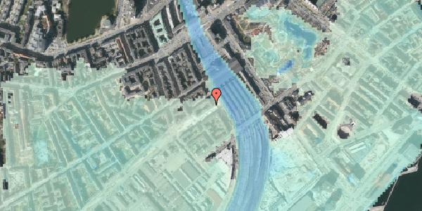Stomflod og havvand på Reventlowsgade 22, st. tv, 1651 København V