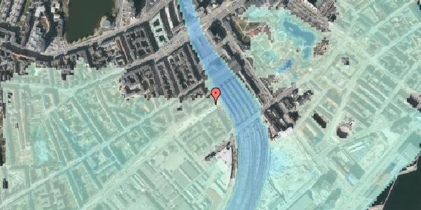 Stomflod og havvand på Reventlowsgade 22, 1. th, 1651 København V