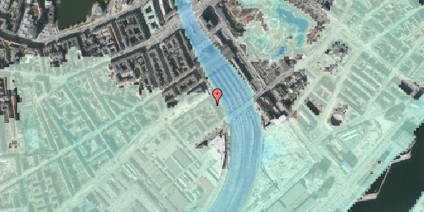 Stomflod og havvand på Reventlowsgade 26, st. tv, 1651 København V
