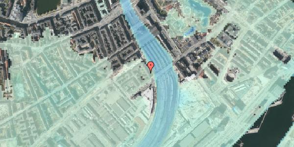 Stomflod og havvand på Reventlowsgade 30, st. tv, 1651 København V