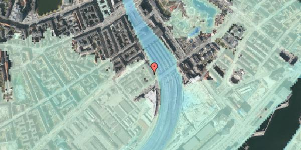 Stomflod og havvand på Reventlowsgade 30, 3. tv, 1651 København V