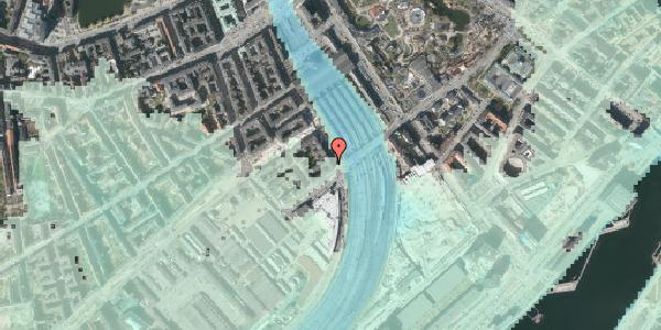 Stomflod og havvand på Reventlowsgade 32, 1. th, 1651 København V