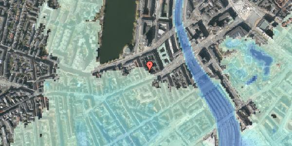 Stomflod og havvand på Sankt Jørgens Allé 2, 2. tv, 1615 København V