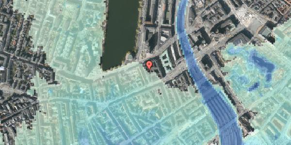 Stomflod og havvand på Sankt Jørgens Allé 6, 5. tv, 1615 København V