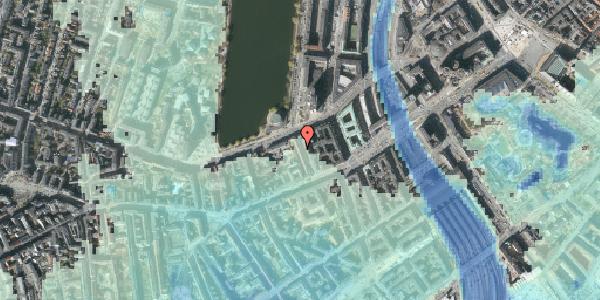 Stomflod og havvand på Sankt Jørgens Allé 9, 2. tv, 1615 København V