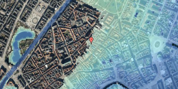 Stomflod og havvand på Skindergade 3, 3. , 1159 København K