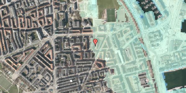 Stomflod og havvand på Svendborggade 1, 3. 52, 2100 København Ø