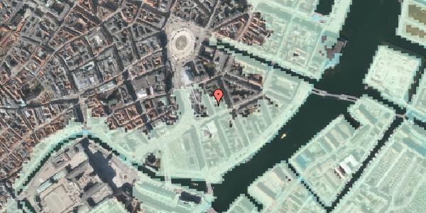 Stomflod og havvand på Tordenskjoldsgade 17, 1. , 1055 København K