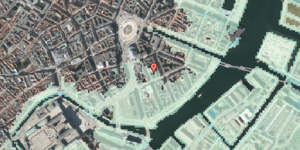 Stomflod og havvand på Tordenskjoldsgade 17, 3. , 1055 København K