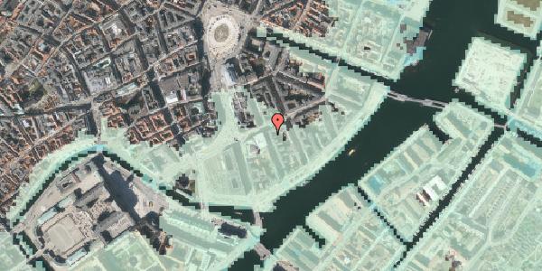Stomflod og havvand på Tordenskjoldsgade 21, 1. , 1055 København K