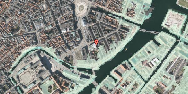 Stomflod og havvand på Tordenskjoldsgade 22A, 1. th, 1055 København K