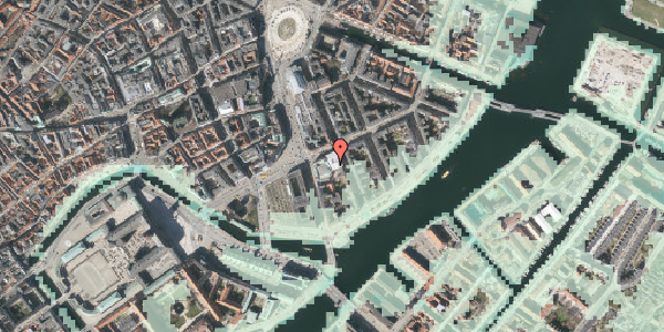 Stomflod og havvand på Tordenskjoldsgade 22A, 2. tv, 1055 København K