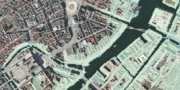 Stomflod og havvand på Tordenskjoldsgade 25, 3. th, 1055 København K