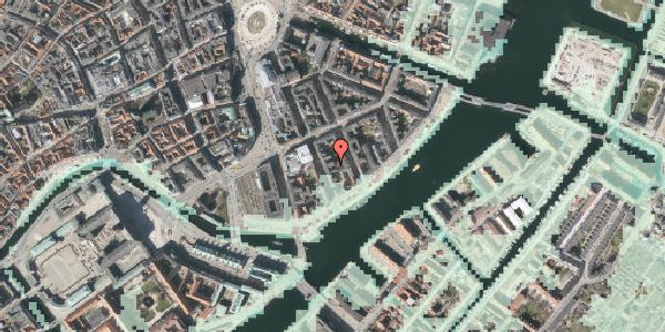 Stomflod og havvand på Tordenskjoldsgade 27B, st. , 1055 København K