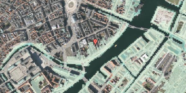 Stomflod og havvand på Tordenskjoldsgade 27C, st. , 1055 København K