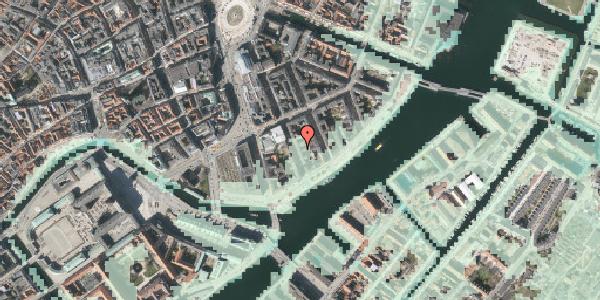 Stomflod og havvand på Tordenskjoldsgade 27, 1. th, 1055 København K