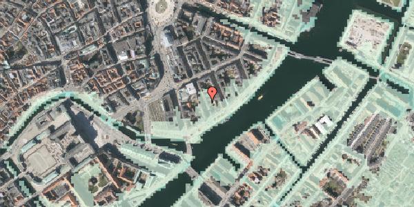 Stomflod og havvand på Tordenskjoldsgade 29, 1. th, 1055 København K