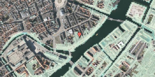 Stomflod og havvand på Tordenskjoldsgade 31, 1. th, 1055 København K