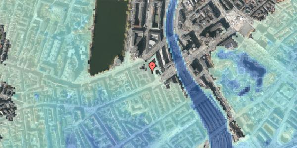 Stomflod og havvand på Trommesalen 5, 4. tv, 1614 København V