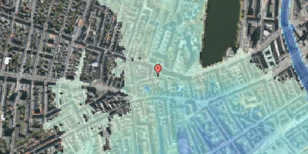Stomflod og havvand på Tullinsgade 5, st. tv, 1618 København V