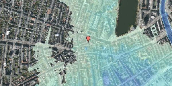 Stomflod og havvand på Tullinsgade 8, st. tv, 1618 København V