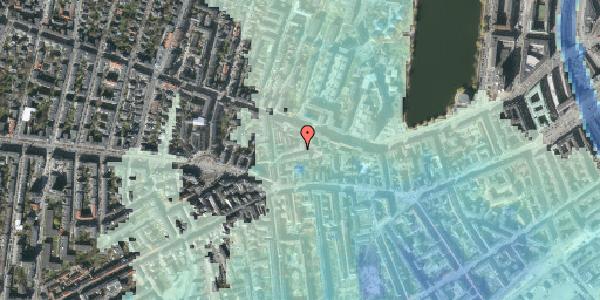 Stomflod og havvand på Tullinsgade 8, 3. tv, 1618 København V
