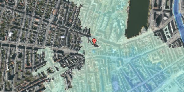 Stomflod og havvand på Tullinsgade 10, 4. tv, 1618 København V