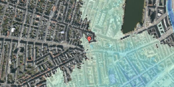 Stomflod og havvand på Tullinsgade 27, 4. th, 1618 København V