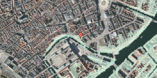 Stomflod og havvand på Ved Stranden 10, 3. , 1061 København K